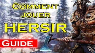 HERSIR - Guide et astuces pour le maitriser!