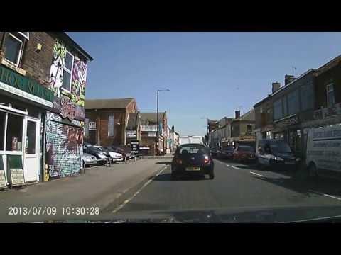 Parkgate - Rawmarsh-Hill Traffic