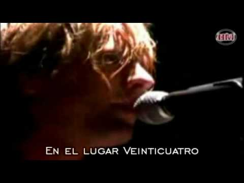 Switchfoot - Twentyfour 24 (subtitulado español)  [History Maker]