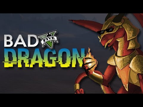 GTA 5 PC Mod - BAD DRAGON !! - Bahasa Indonesia (Engga Lucu + Ngakak)
