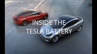 Inside the Tesla Battery