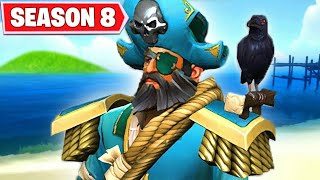 GET A FREE SKIN. THE PIRATES DÉBARQUENT On FORTNITE !!! (SEASON 8)