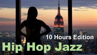 Hip Hop Jazz & Hip Hop Jazz Instrumental: 10 Hours of Hip Hop Jazz Playlist Mix Video