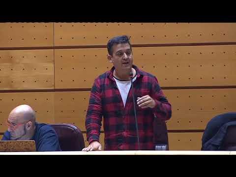 <p>Compromís reprende a Unidos Podemos por despreocuparse de la protección de las lenguas del Estado.</p>