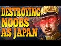 Gambar cover WHAT HAPPENS WHEN TOMMY JOINS A NOOB GAME AS JAPAN? - HOI4 Multiplayer