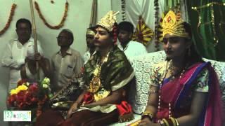Kids Dressed Up As Radha Krishna On Janmashtami