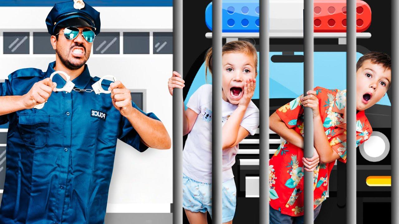 Escape the Babysitter Cop Edition
