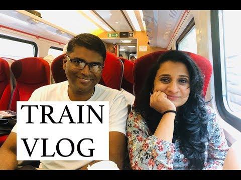 London To Scotland On LNER High Speed Train   Train Vlog