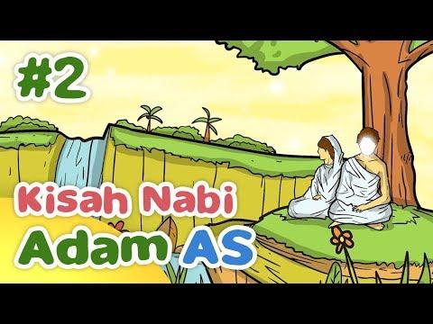 Kisah Nabi Adam AS Ketika Iblis Diusir dari Surga - Kartun Anak Muslim