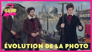 Evolution de la photo - Palmashow