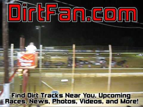 Dirt Track Racing at Potomac Speedway on 7/22/2016