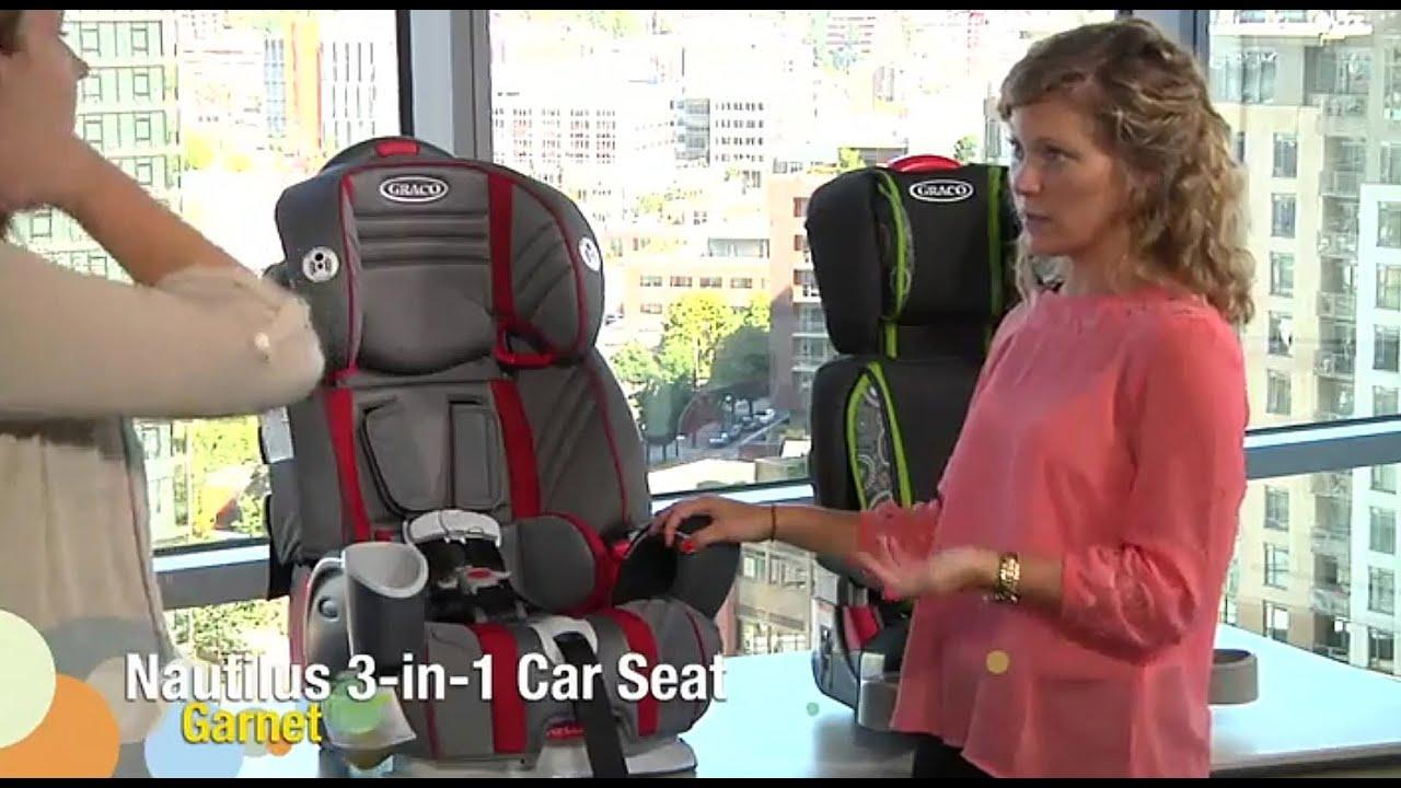 Booster Car Seat Reviews As Graco Nautilus 3 In 1 Car Seat