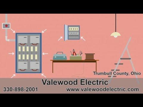 Electrician in Warren Ohio - Valewood Electric, Inc.