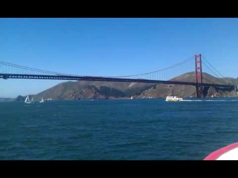 The Golden Gate Bridge Cruise