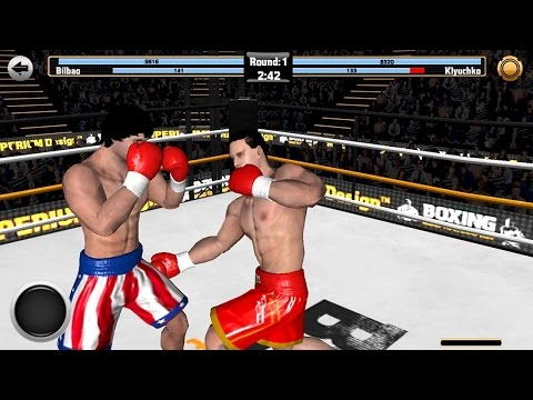 Boxing Road To Champion (by Imperium Multimedia Games) Android Gameplay [HD]