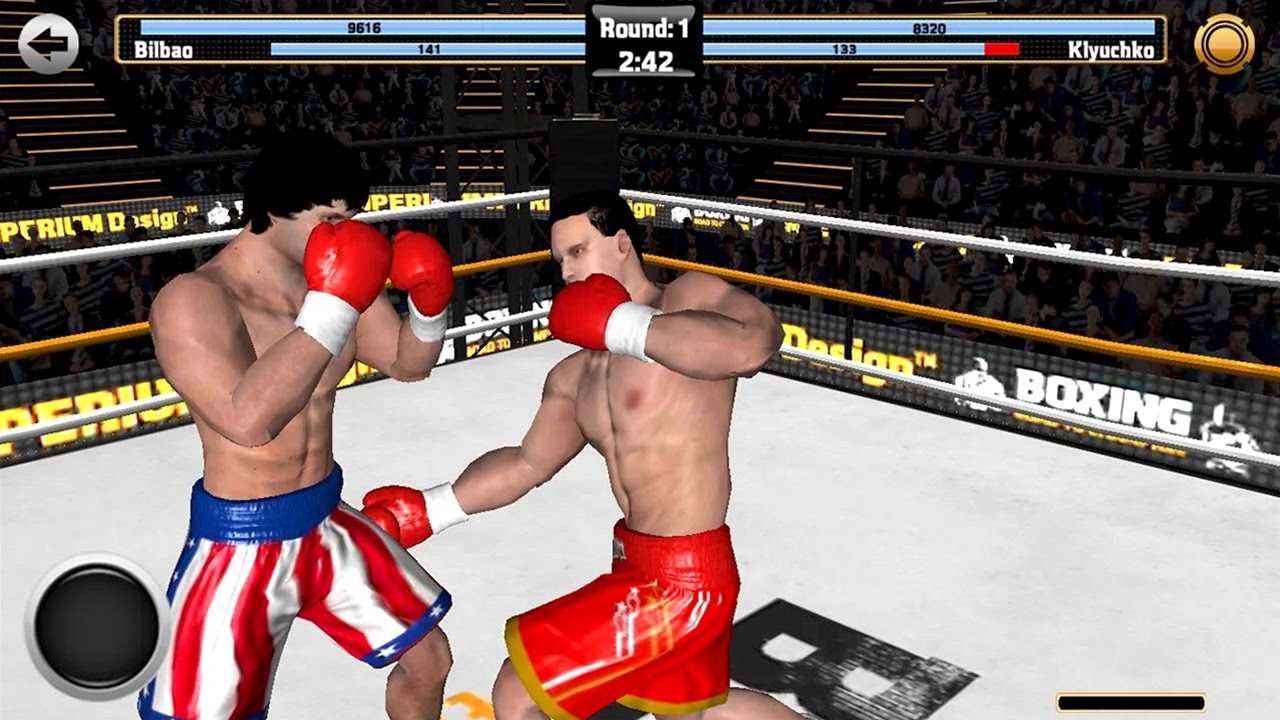 Boxing Road To Champion By Imperium Multimedia Games