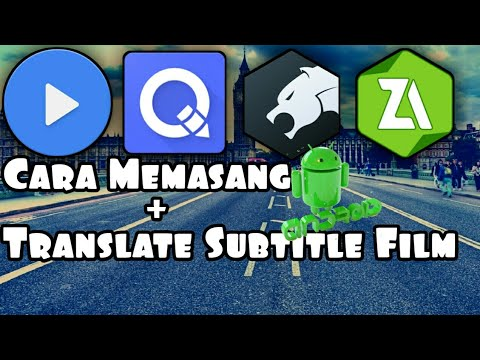 Cara Memasang + Translate Subtitle Film Di Android - MX Player Pro - Bahasa  Indonesia