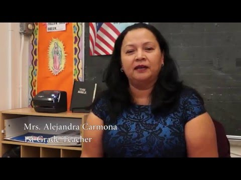 Our Lady of Guadalupe School: Hope for the Neighborhood