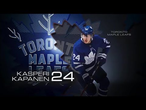 NHL Now: Kapanen`s Breakaway Move: An in-depth look at Kasperi Kapanen`s breakaway move  Nov 16,  20