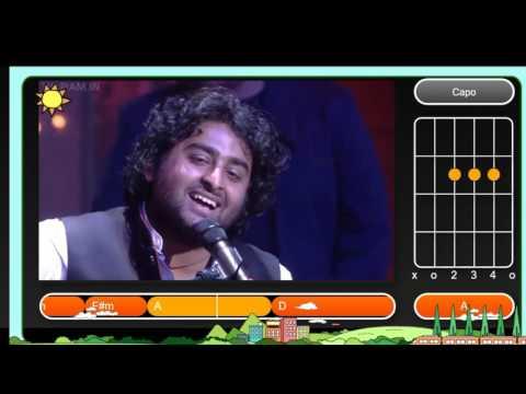 Arijit Singh Live Performance | Guitar Chord |