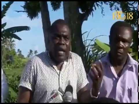 Le Président de la République Jovenel Moïse a effectué une visite dans le département du Sud