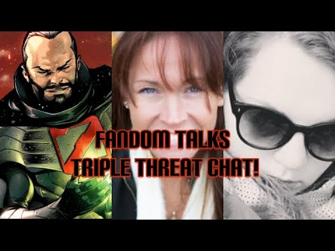 Fandom talks With Les, Shelby Soup and Zod