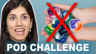 what if you ate a tide pod