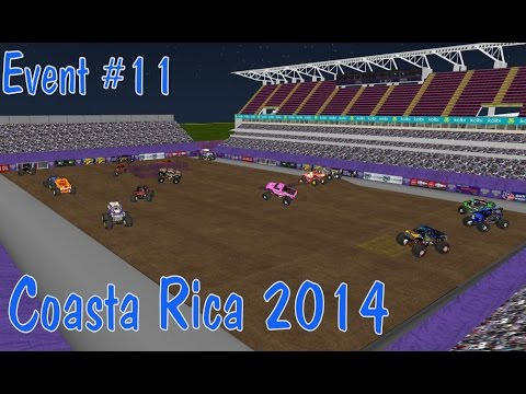 RoR Monster trucks ep. 11 Costa Rica