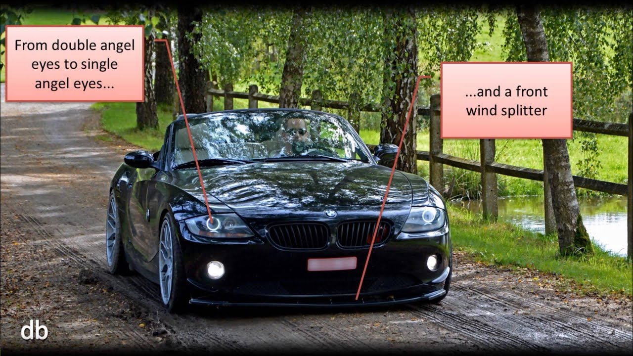 Bmw Z4 E85 2 2i Modification Project Part 2 Youtube