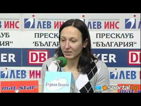 Radanova athlete of the month for the eighth time