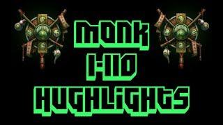 WoW | MONK 1-110 IN 1 VIDEO | Revontuli