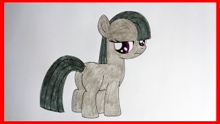 How to draw pony Marble Pie my little pony, Как нарисовать пони Марбэл Пай, дружба это чудо(SUBSCRIBE http://www.youtube.com/channel/UCP3MUIw4Nd-eG8sCLSOL8eg?sub_confirmation=1 How to draw cartoon characters How to draw Marble Pie ..., 2015-04-11T05:56:55.000Z)