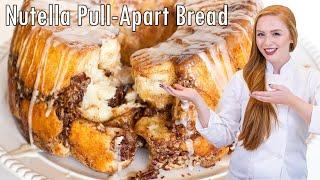 Nutella Pull-apart Bread