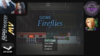 First Impressions MV - Gone Fireflies - RPG Maker MV game available on Steam