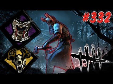 DEAD BY DAYLIGHT #332 | CAZADORA DEVORADORA | ROAD TO RANK 1