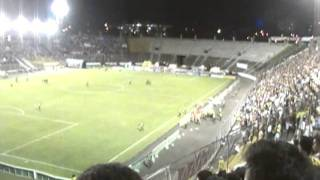 Disturbios en el estadio manuel murillo toro - Ibague.MP4