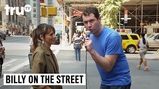 "Billy on the Street - ""Whistle-Blow That Jew!"" with Rashida Jones"
