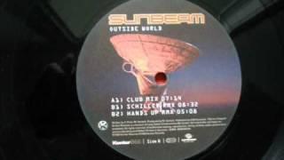 "SUNBEAM ""outside world""  trance to hardcore mixed by yilmars"
