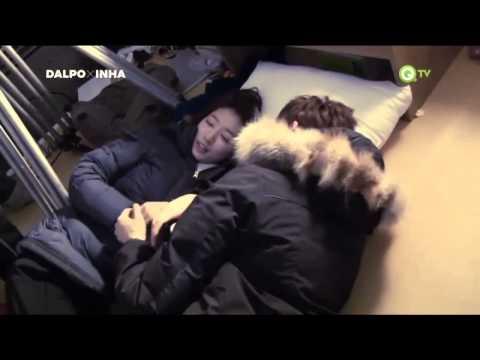 Behind The Scenes Pinocchio - Lee Jong Suk and Park Shin Hye ♥