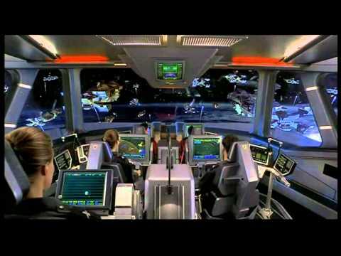 Starship trooper batle clip RUS