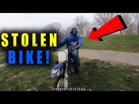 ZACK GOES GETS HIS BIKE STOLEN?