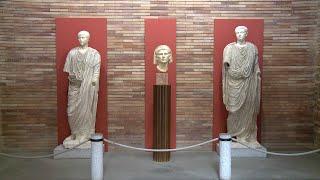 El Museo Nacional de Arte Romano expone 'Imperium. Imágenes del poder en Roma'