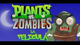 Plantas vs zombies animado (PARODIA) Completo { Movie / Pelicula}