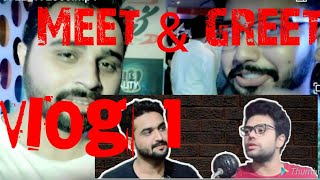 Meeting Khujlee family, ducky bhai and sunny jafri | VLOG#1