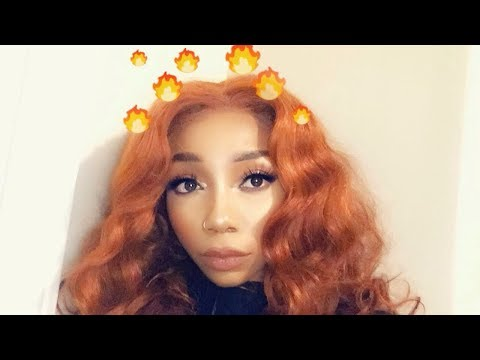Who Said Black Girls Can't Be Ginger?? How To Dye Hair from Black to Ginger | Ali Julia Hair