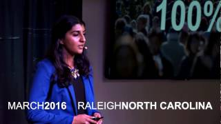 The most important word in the English language | Dhvani Bhatia | TEDxRaleigh