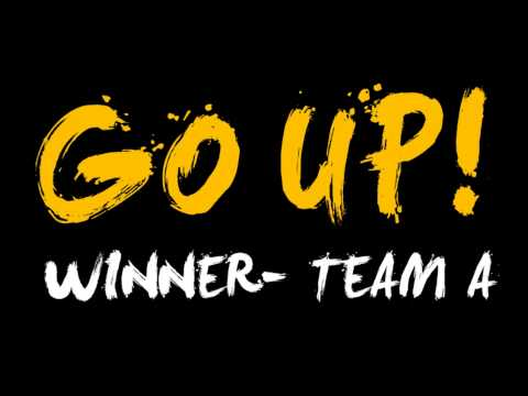 [AUDIO] GO UP - TEAM A (WINNER)