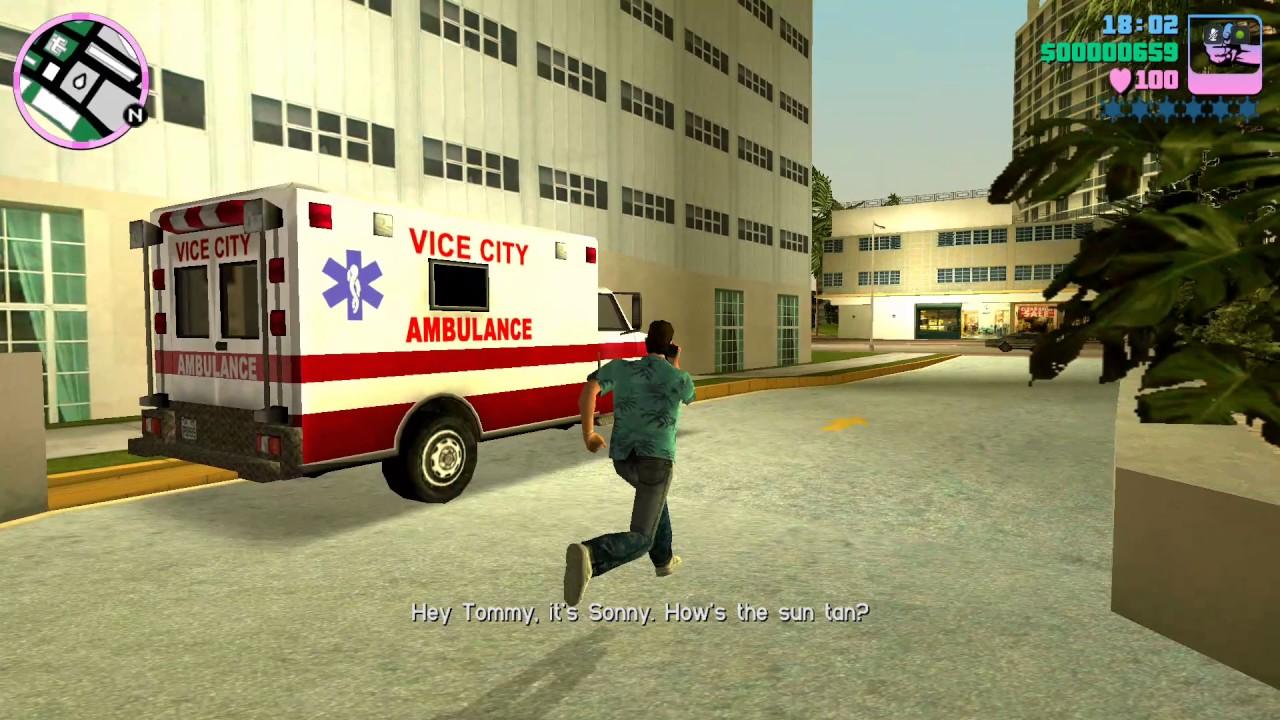 Grand Theft Auto Vice City apk & MOD apk Unlimited Money