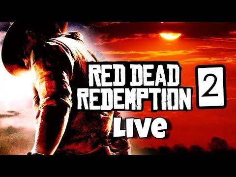 Red Dead Redemption 2 live thumbnail