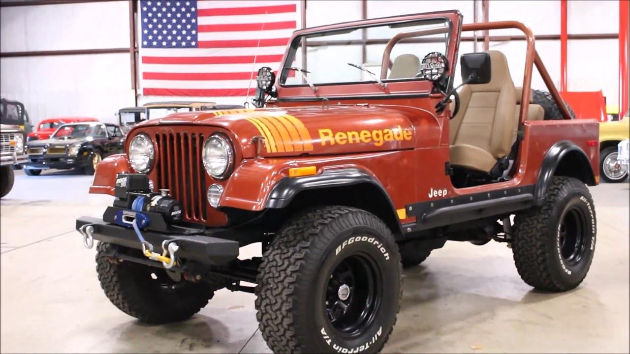 1979 Jeep Cj7 Rusty